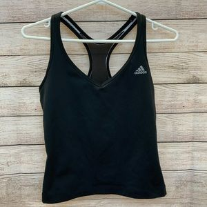 Adidas | Cropped workout tank